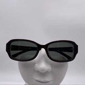 SG814 Purple Oval Sunglasses Frames